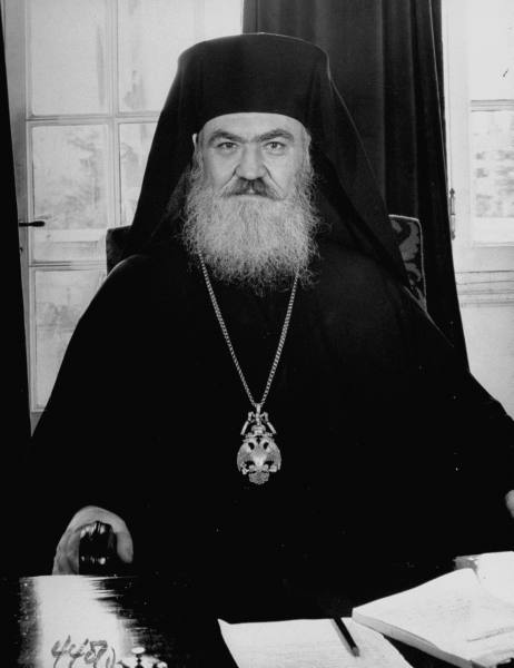 Archbishop_Damaskinos_of_Greece