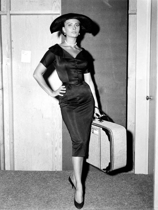Sophia loren hat5