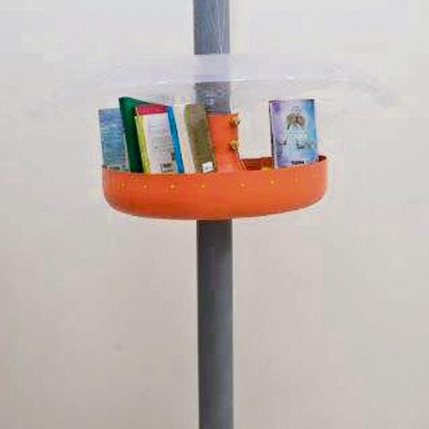 """שלומית קריגמן - פרויקט ספריות ניידות קרדיט מתוך פרויקט הסיום בהנדסאים אריאל נשלח ע""""י אלישע בן קימון"""