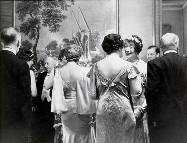 На-приеме-в-нидерландском-посольстве-в-Лондоне.-19371