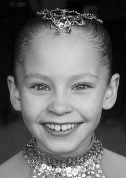 Юлия Липницкая 8 лет фото