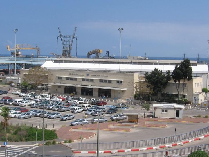 Haifa_Merkaz-Hashmona_Rail_station