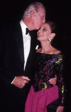 Givenchy & Hepburn At The Waldorf Astoria